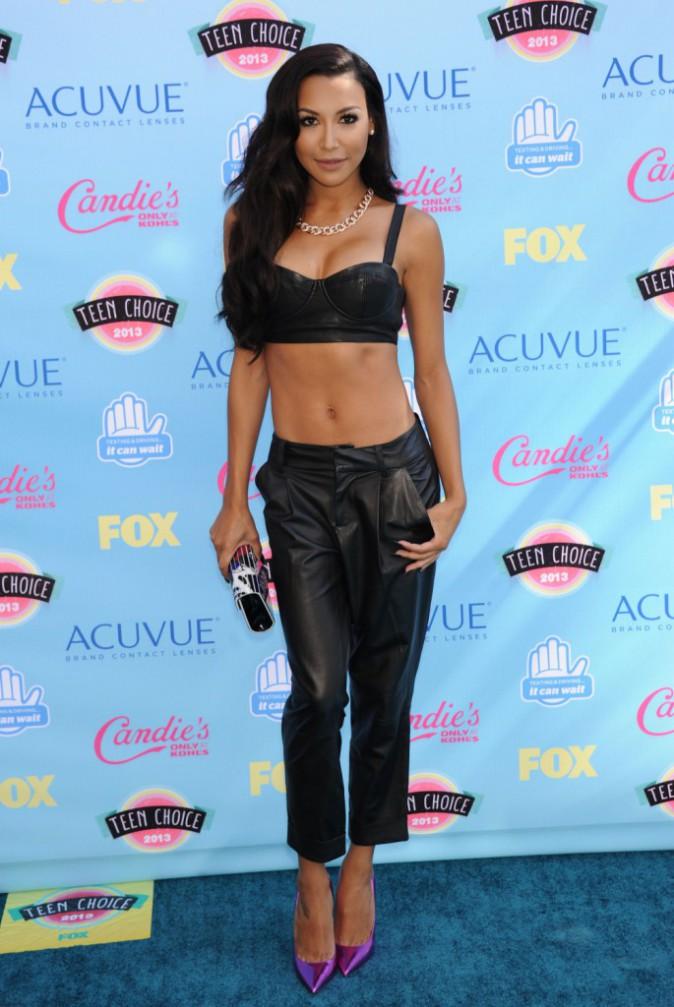 Naya Rivera aux Teen Choice Awards 2013 !
