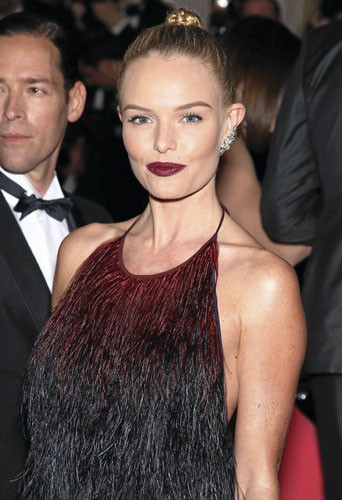 Adoptez le make-up Nude Rock comme Kate Bosworth !