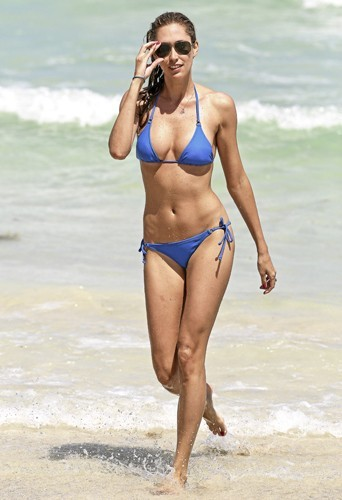 ... Et je veux des jambes fuselées comme Lauren Stoner !