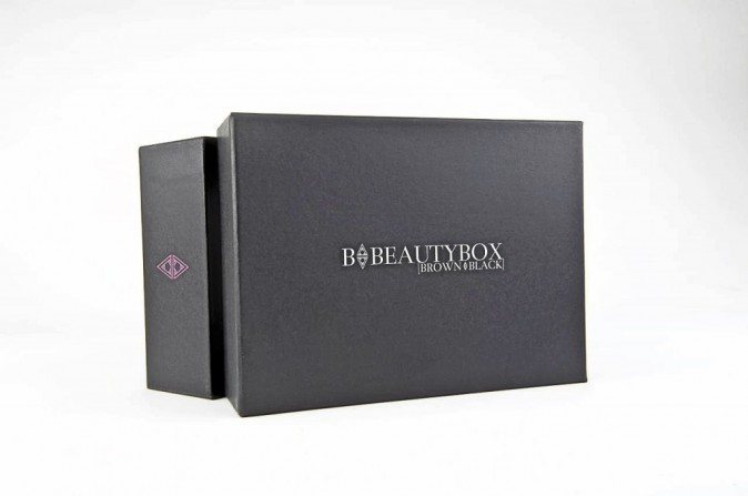 8 - Black beauty box