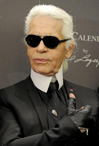 Bon plan beauté : les astuces de Karl Lagerfeld
