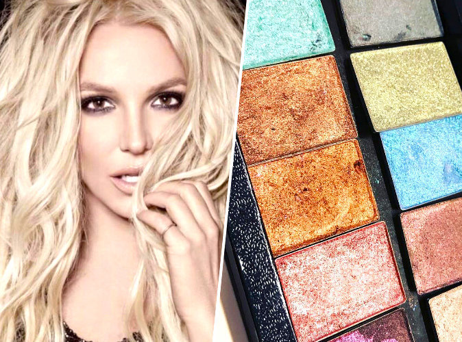 Britney Spears : une collab' prévue avec Too Faced ?