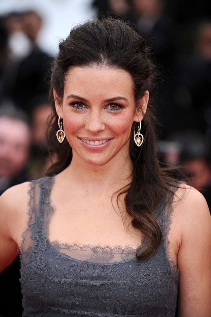 Festival de Cannes 2011 : la coiffure coque d'Evangeline Lilly en 2010 !