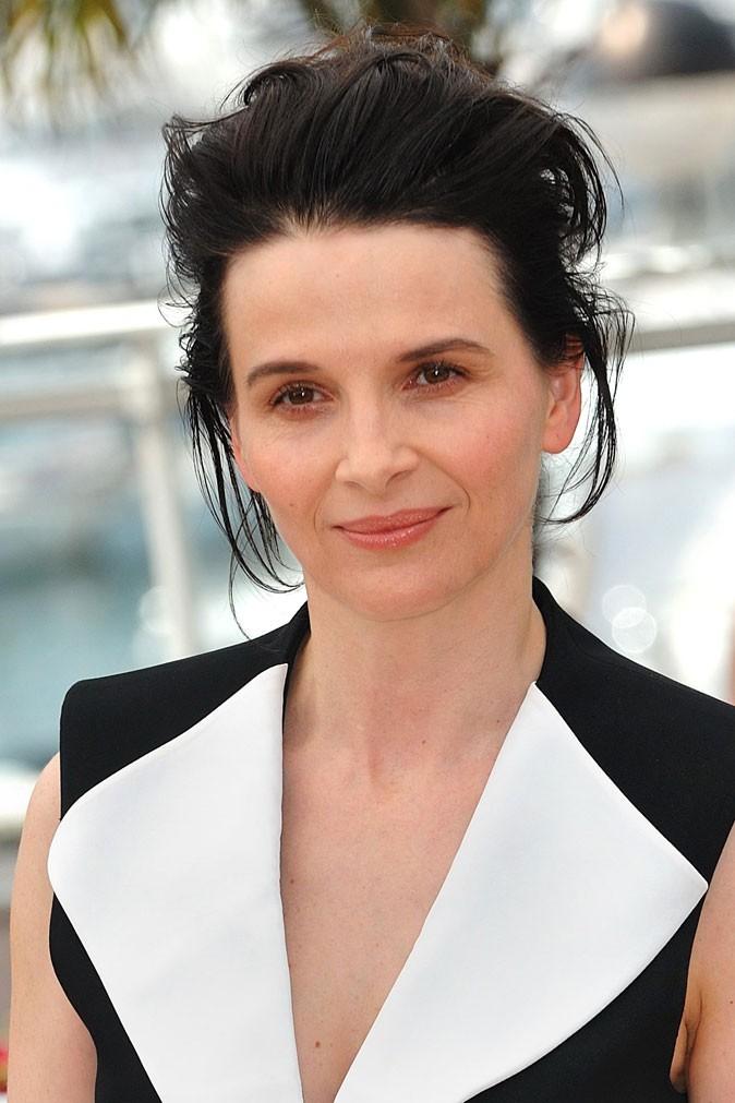 Festival de Cannes 2011 : la coiffure coque de Juliette Binoche en 2010 !