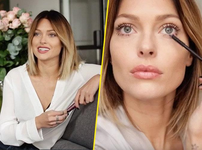 Caroline Receveur :  Pour L'Oréal Paris, elle révèle son secret de séduction n°1 !