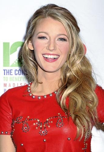 Le blond glamour de Blake Lively