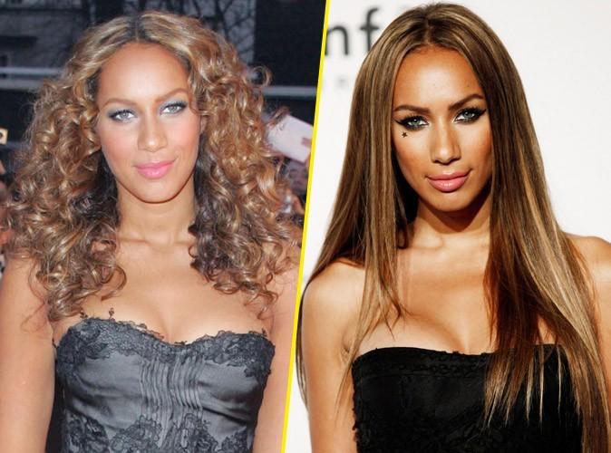 Leona Lewis : avant/après une chirurgie des seins