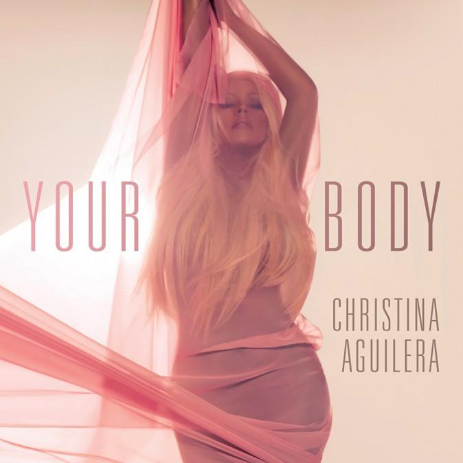 La pochette de Your Body, même s'il n'est pas au mieux de sa forme