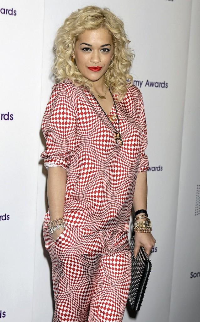 Rita Ora : blogueuse/créa !
