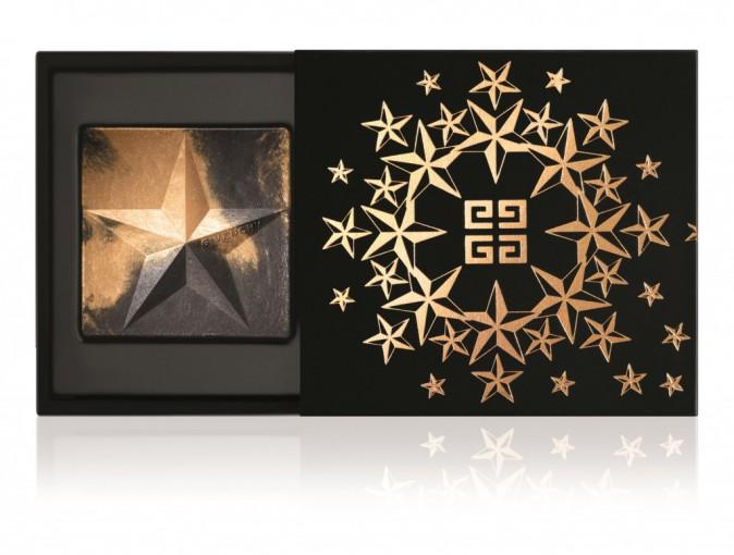 Pour un teint Choc : Ombres à paupières, Ondulations d'Or, Givenchy, 53 €