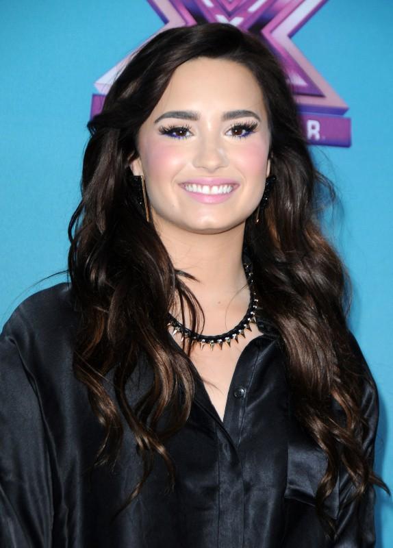 Demi Lovato fin décembre 2012
