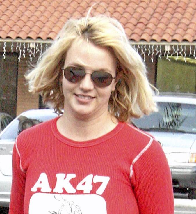 Coiffure de star : la coupe de cheveux carrée de Britney Spears en 2006