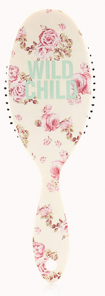 Brosse à cheveux, Forever 21 3,90 €