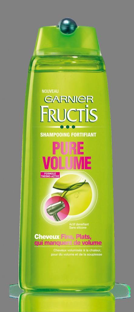 Shampooing Pure Volume, Fructis, Garnier 3 €