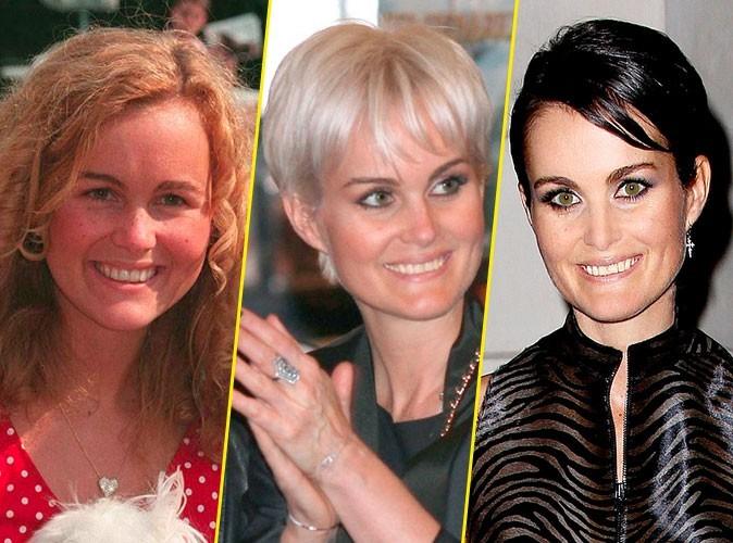 Coiffure de star : rétrospective des coupes de cheveux de Laeticia Hallyday