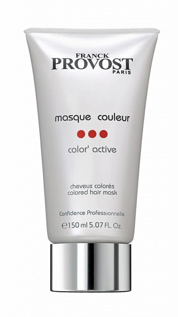 Le masque Color' Active Confidence Professionnelle Franck Provost pour un joli balayage tie & dye