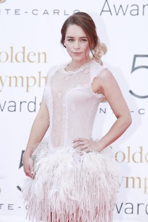 Emilia Clarke, le 10 juin 2011 !