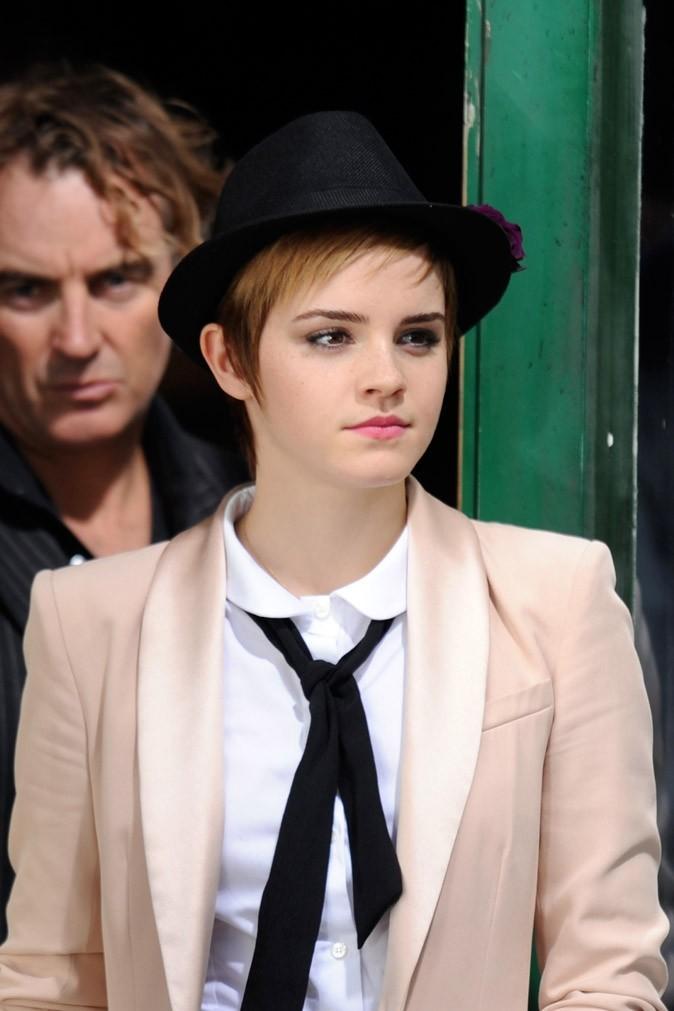 Le chapeau d'Emma Watson en Mai 2011 !