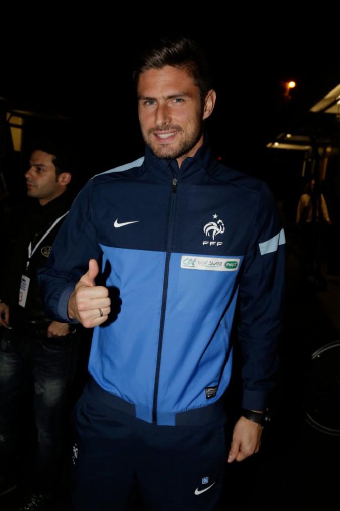 Coiffures d'Olivier Giroud : découvrez le CV capillaire du beau gosse de l'Equipe de France de Football !