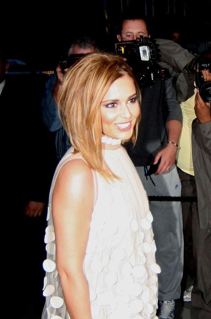 Cheryl Cole en Juillet 2011 : Changement radical : un court blond !