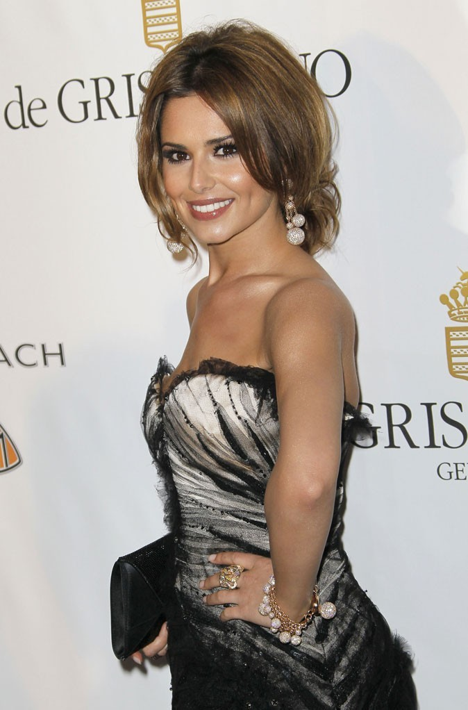 Cheryl Cole en Mai 2010 : une chevelure bombée et… décoiffée !