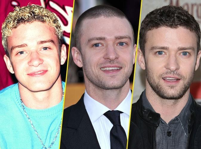 Coiffures de Justin Timberlake : l'acteur de Bad Teacher a bien fait de changer de coiffeur !