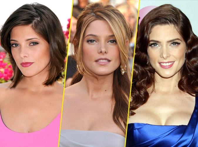 Coiffures d'Ashley Greene : quelle coupe lui va le mieux ?