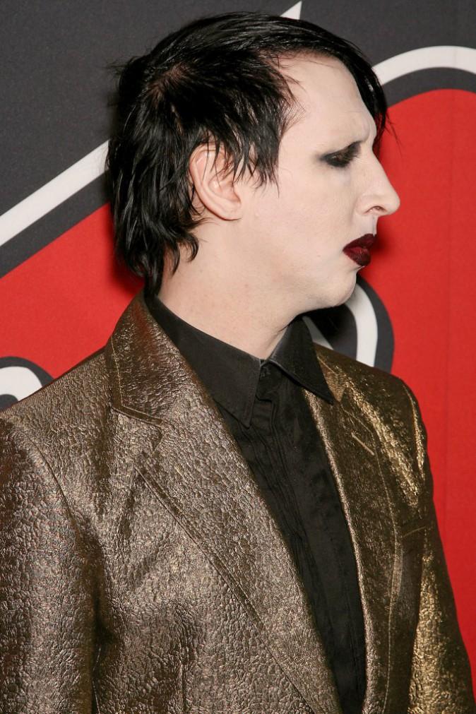 Marilyn Manson en 2010