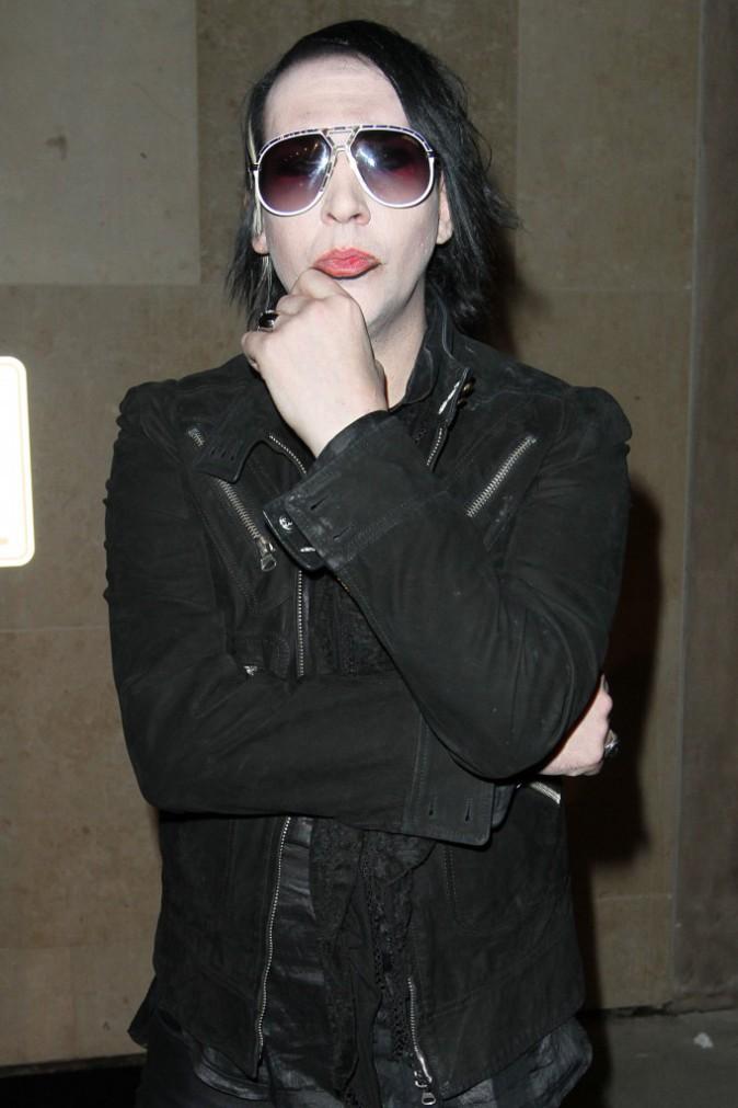 Marilyn Manson en 2011