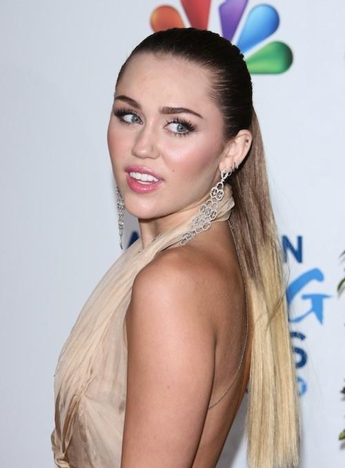 Miley Cyrus en 2011