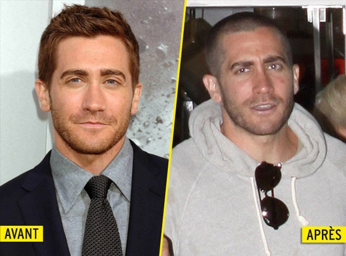 Le changement de coiffure de Jake Gyllenhaal