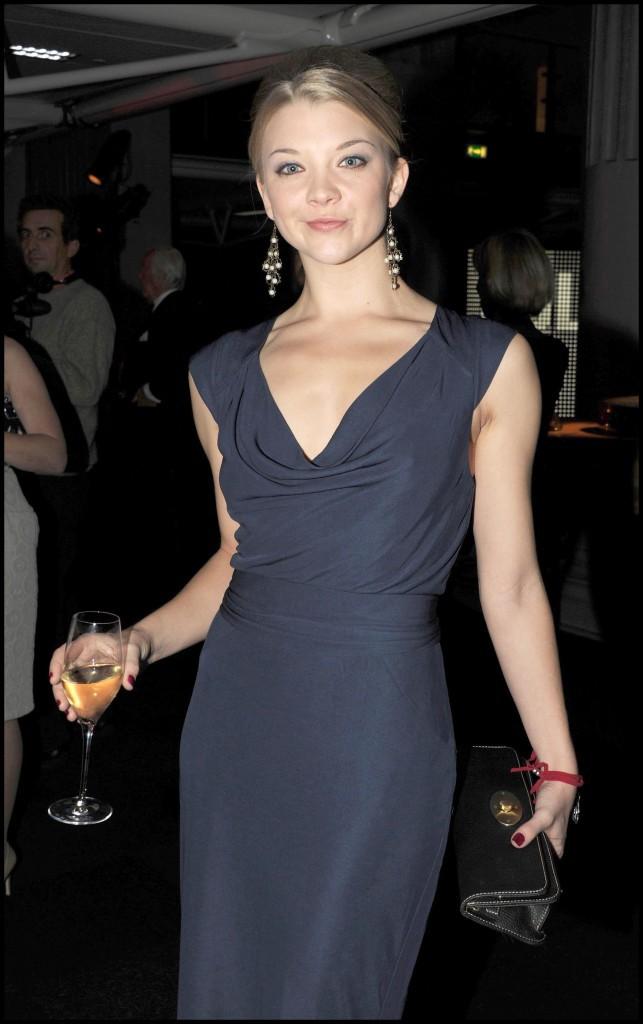 Découvrez le CV capillaire de l'actrice Natalie Dormer !