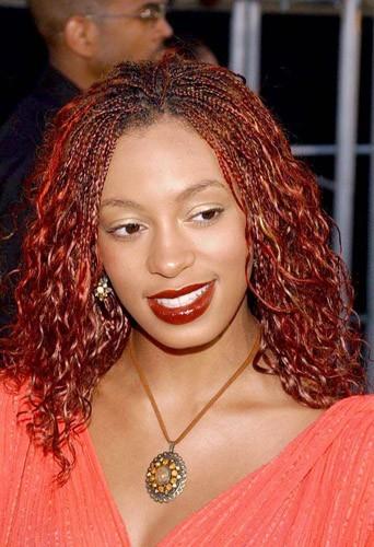 Solange Knowles en juillet 2002