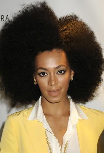 Solange Knowles en mai 2011