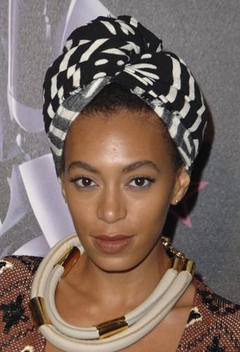 Solange Knowles en mars 2011