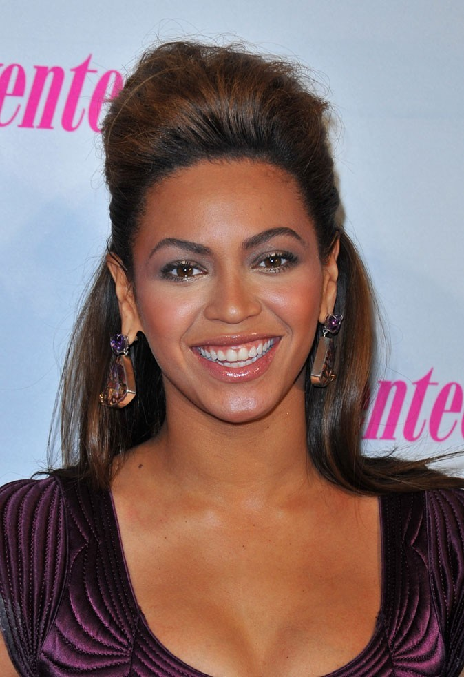 La demie-queue coque de Beyoncé en Novembre 2008 !