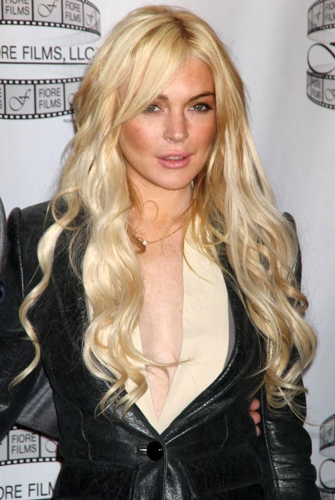 Lindsay Lohan : avec des extensions !