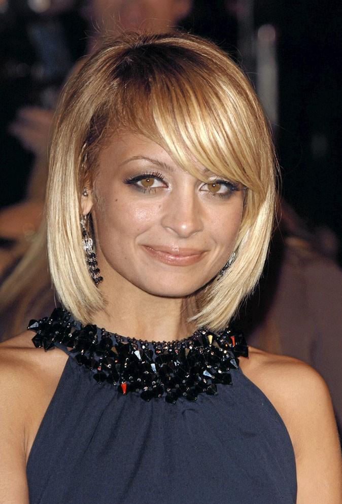 Nicole Richie : cheveux naturels...