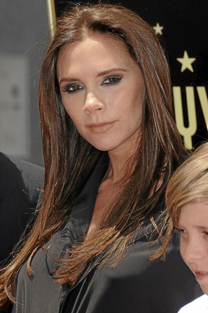Victoria Beckham : avec des extensions !