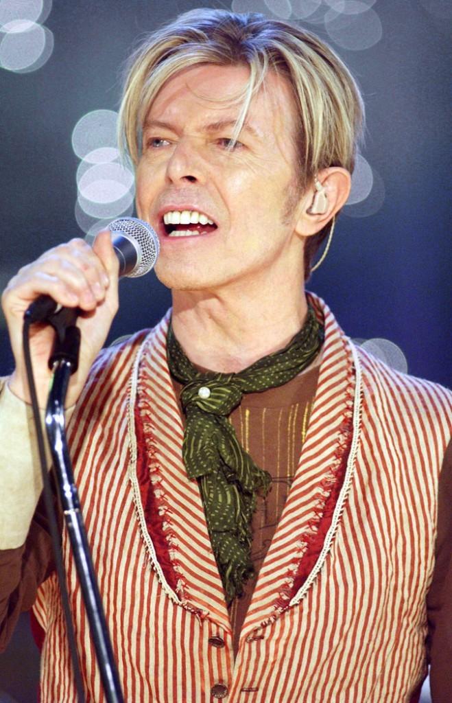 Dents de stars : le sourire de David Bowie aujourd'hui !