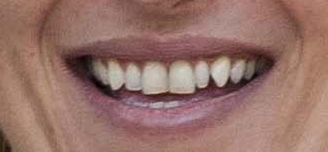 Un sourire carnassier pour la Brindille !
