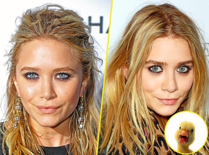 Ashley & Mary-Kate Olsen : l'avantage, quand on est deux, c'est qu'il y en a toujours une pour vous faire une petite piqûre de rappel !