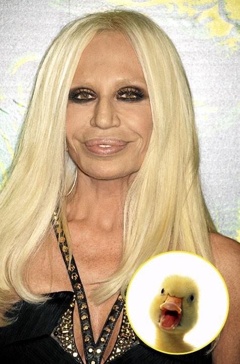 Donatella Versace : sa jeunesse ? Elle la défend bec et ongles !