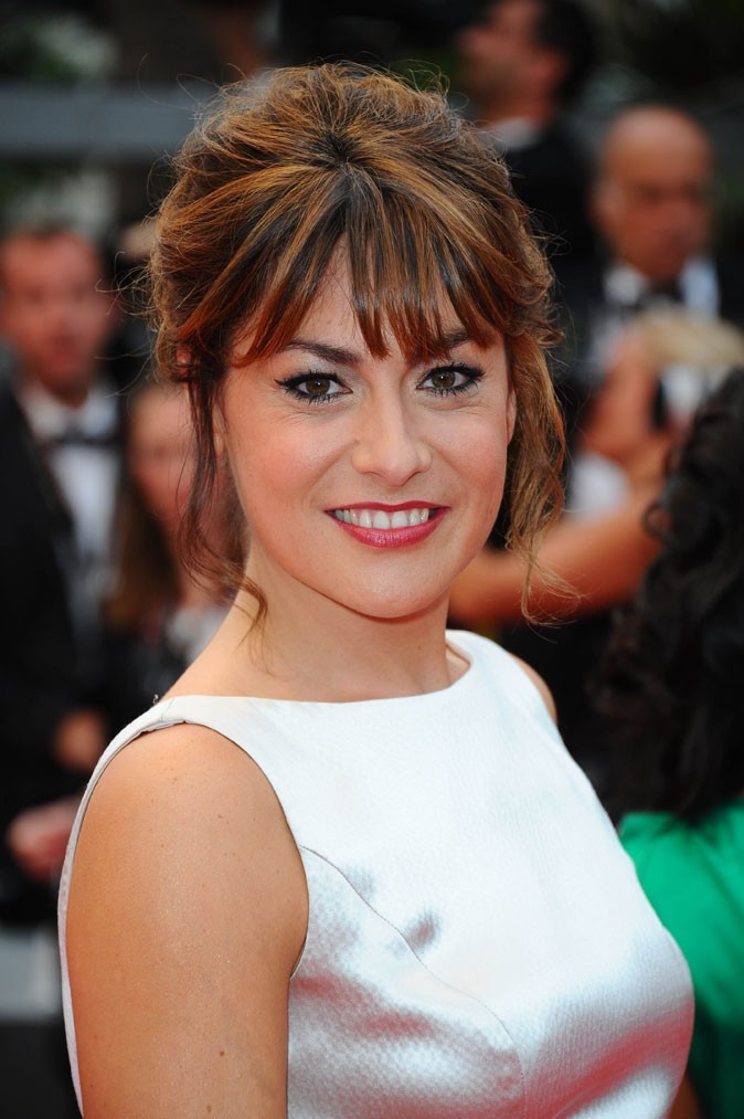 Coiffure de star au Festival de Cannes 2011 : le chignon coque de Shirley Bousquet