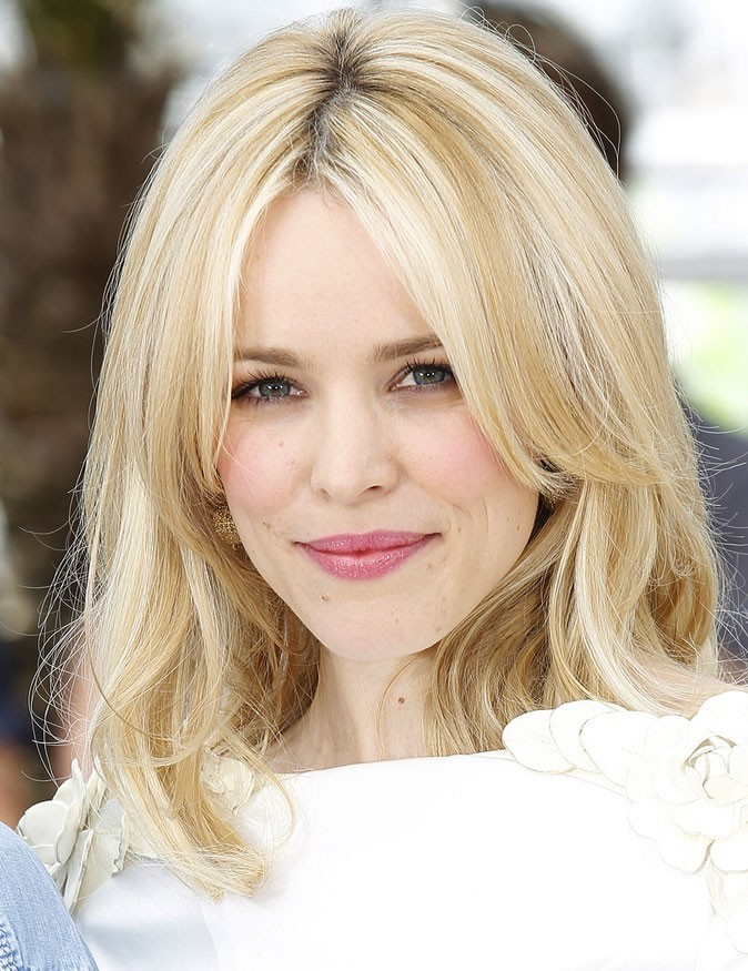 Maquillage de star au Festival de Cannes 2011 : la beauté nude de Rachel McAdams