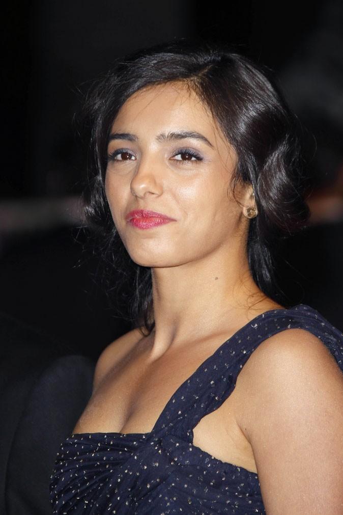 Maquillage de star au Festival de Cannes 2011 : les lèvres rouges tendance naturelle de Hafsia Herzi
