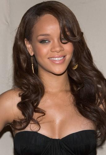Rihanna à ses débuts