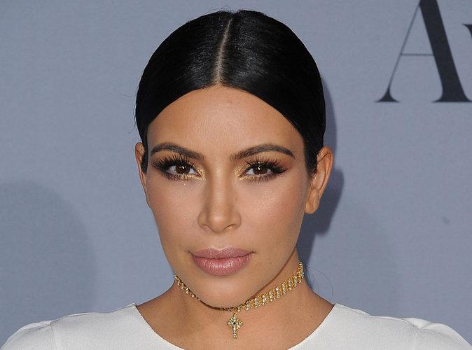 "Kim Kardashian : ""Je dors maquillée"""