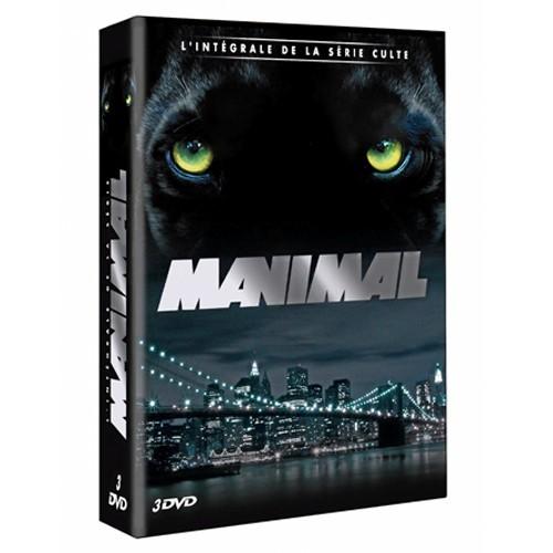 Coffret DVD Manimal l'intégrale 29,99 €