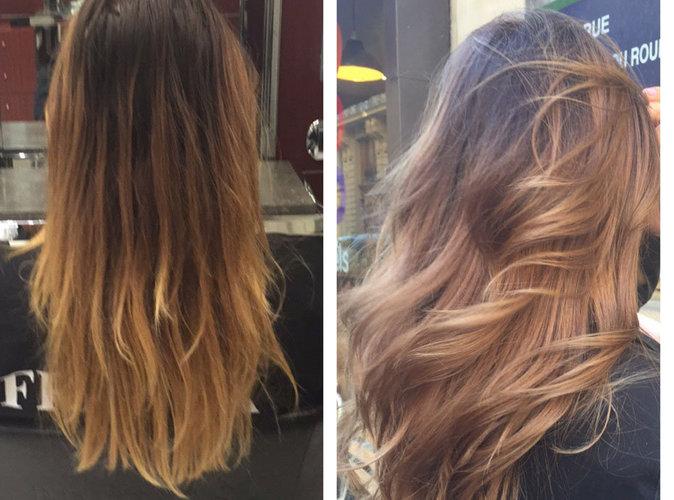 L'Oréal Professionnel : Nuit de la coiffure : Découvrez le relooking de Chloé !